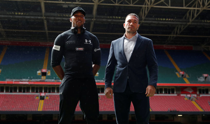 Международната федерация е насрочила търг за мача между Пулев и Джошуа