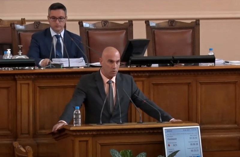 Николай Тишев: В законопроекта за морските пристанища има текстове, които не кореспондират с еврорегламента, който се въвежда