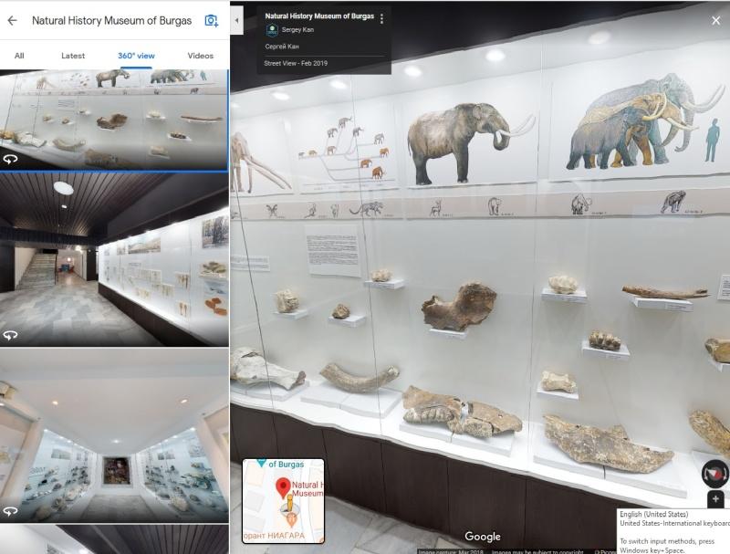 Скучаете вкъщи? Разгледайте виртуално музеите в Бургас