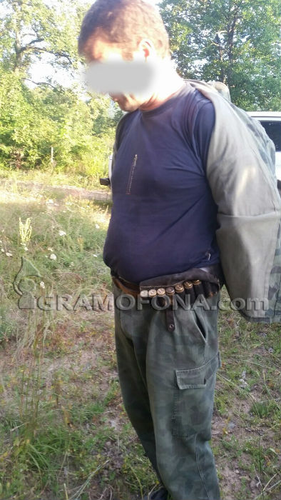 Първо в Gramofona.com: Заловиха агресивен бракониер край Индже войвода