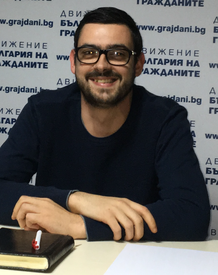 Антон Иванов оглави Младежката организация на ДБГ-Бургас