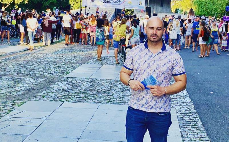 За Иван Иванов и как шепа доброволци повлияха на вота в чужда страна