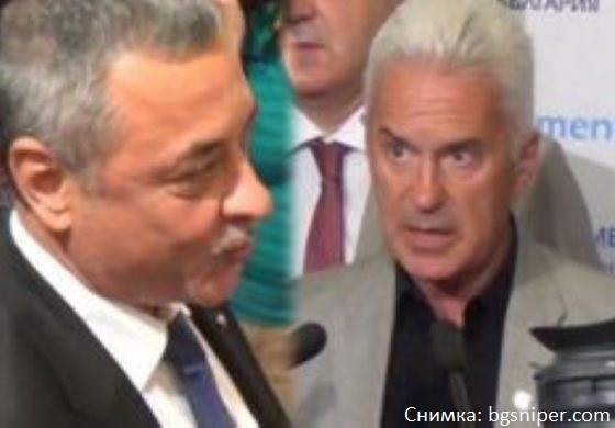 Скандал между Волен и Валери в Министерски съвет