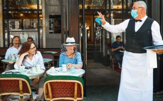 Гърция отново отваря ковид клиники, Франция въвежда ваксинационен пропуск за ресторантите
