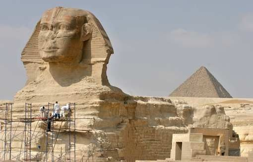 Египет отмени таксите за снимки на забележителности