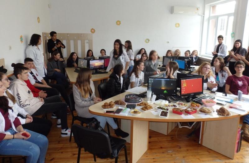 Здравословните кулинари от Руската гимназия