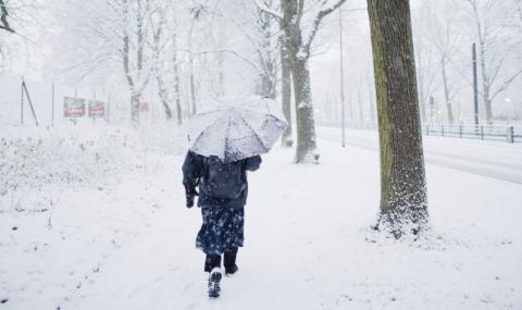 Снежен ужас в Германия