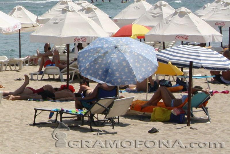 Почивните дни идеални за плаж