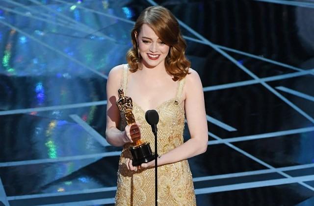 Ема Стоун взе Оскар за най-добра актриса