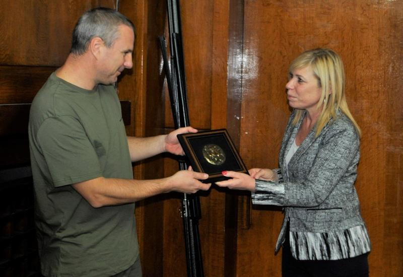 Новият зам.-кмет по култура връчи литературните награди на Бургас за 2019 г.