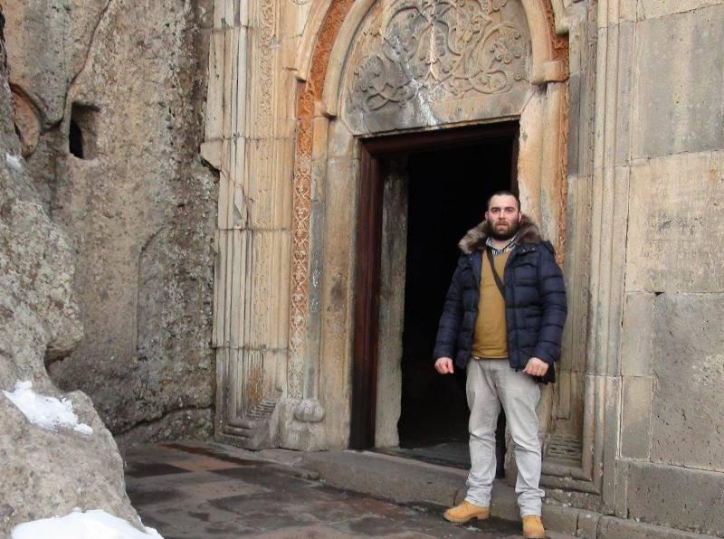 Степан Дадурян – бургазлията, който празнува Коледа два пъти в годината