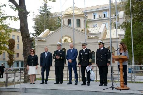 Откриха академичната година във Военноморското училище във Варна