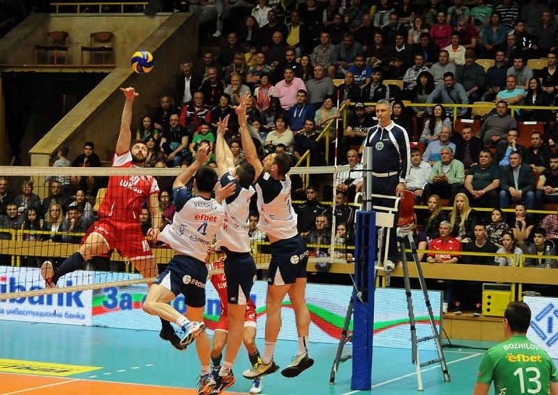Финал между Нефтохимик 2010 и Добруджа 07 за купата на България