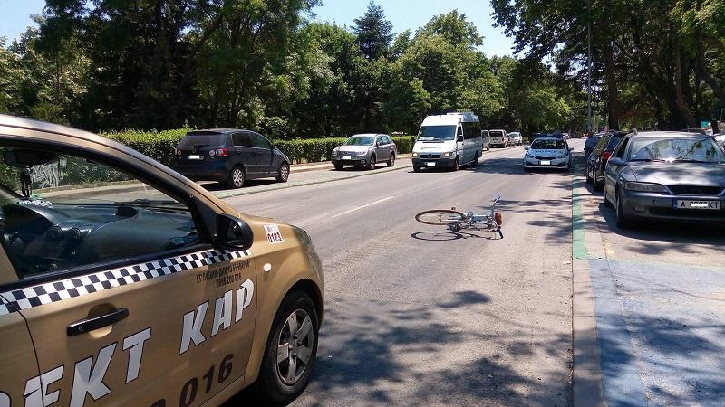 Пенсионер блъсна и уби руски велосипедист в Поморие