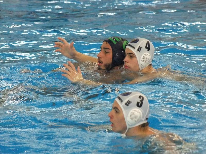 """Ватерполистите на """"Черноморец"""" U19 отиват директно на Суперфинал"""