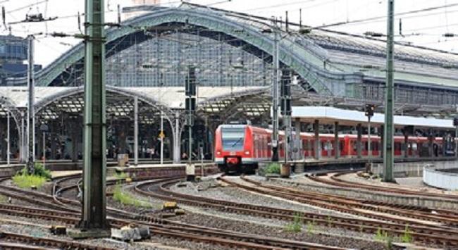 Заложническа драма на гарата в Кьолн