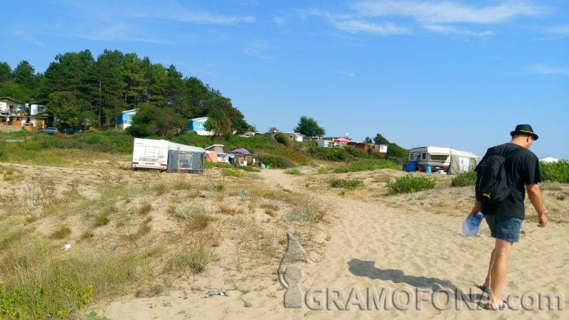 Георги Лапчев: Отидете в Хърватия, разпънете си палатката на случаен плаж и вижте какво ще се случи
