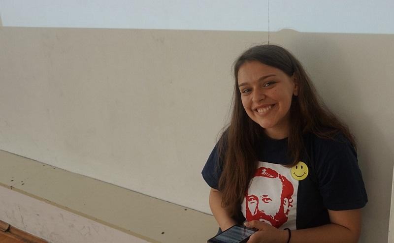 Бургазлийка е избрана сред малцината ръководители на младежката БЧК