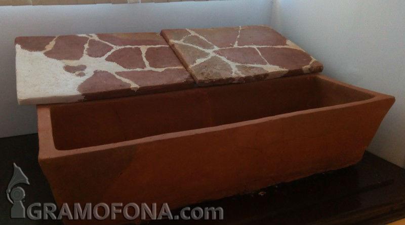 200 килограмови саркофази открити край Созопол