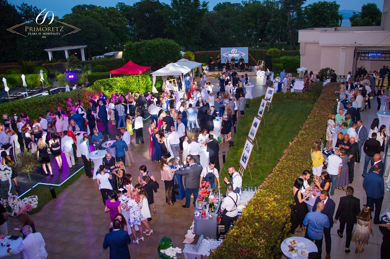 Честит 60-и рожден ден на Гранд Хотел и СПА Приморец
