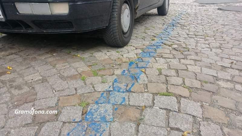 Умуват как да ползваме синя и зелена зона с един sms в Бургас