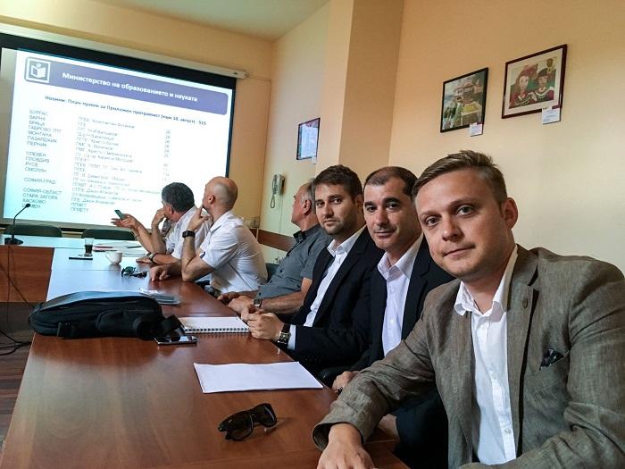 Бургас е един от петте града, в който ще се обучават приложни програмисти