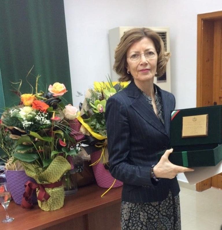 Аплодисменти за заместник - председателя на Апелативен съд – Бургас