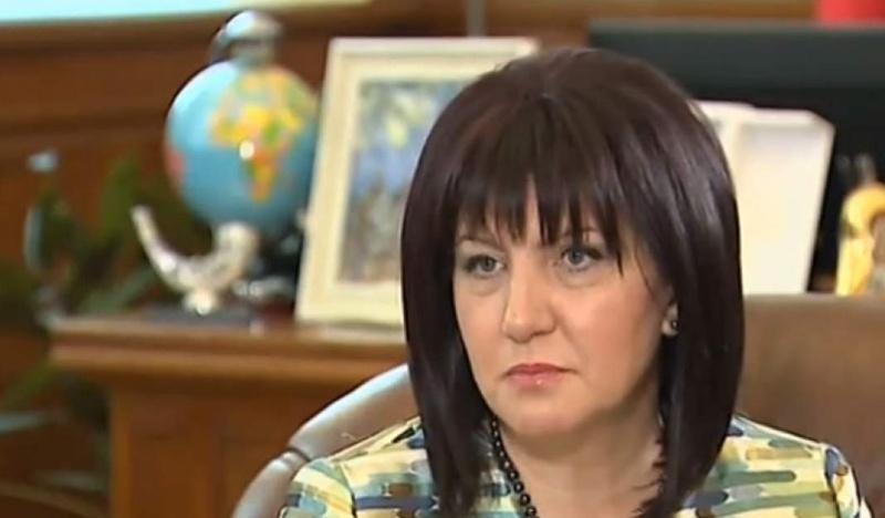 БСП внася искането за оставка на Цвета Караянчева