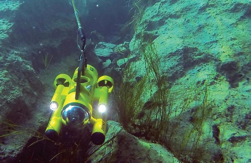 Робот за подводни проучвания ще следи състоянието на Бургаския залив