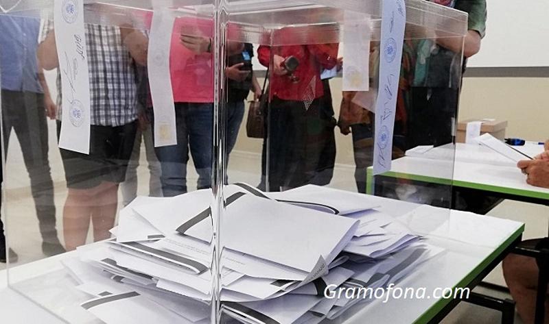 В Китен ударници по вот, 71 % вече са гласували
