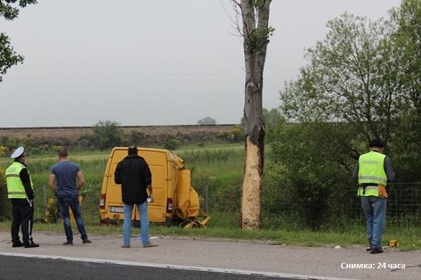 17-годишният шофьор на буса-ковчег е сред жертвите на жестоката катастрофа