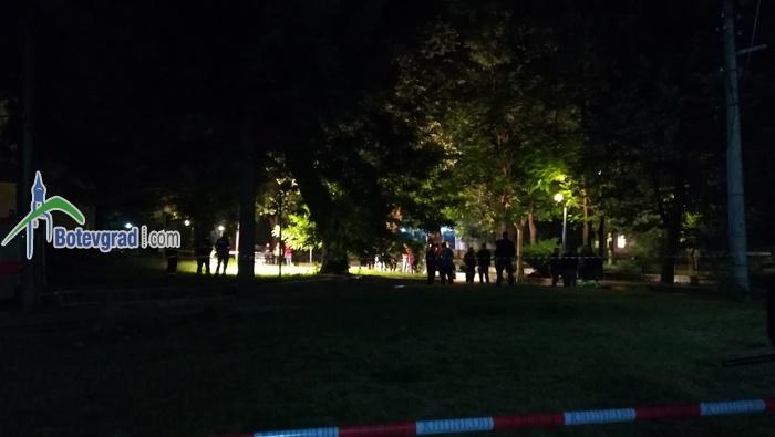 Стрелба в Ботевград, проверяват дали избягалия затворник Владимир Пелов е убит