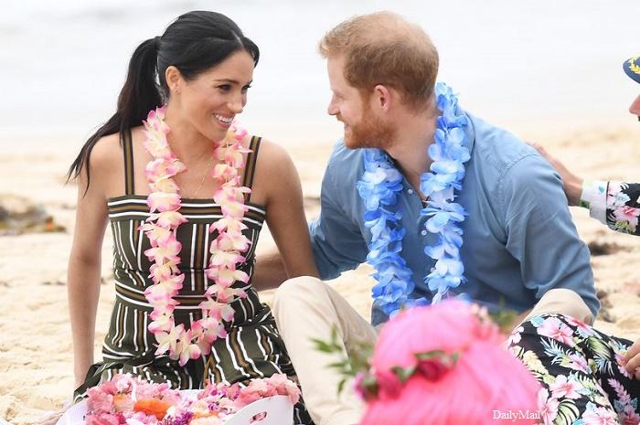 Меган Маркъл и принц Хари станаха родители