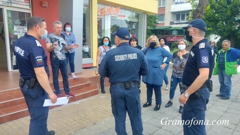 """РЗИ-Бургас категорична: Търговски център """"Престиж"""" трябва да затвори отново"""