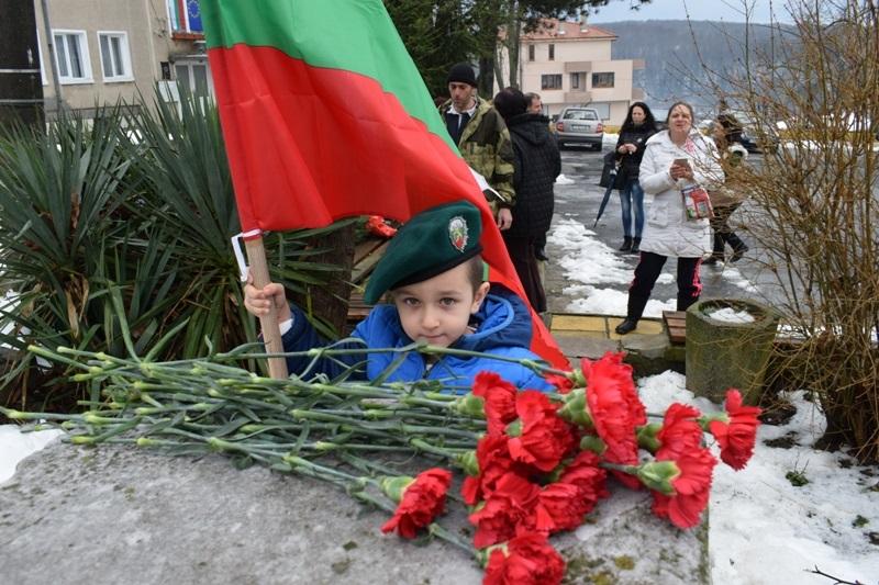 Община Приморско отбеляза 140-годишнината от свободата на България