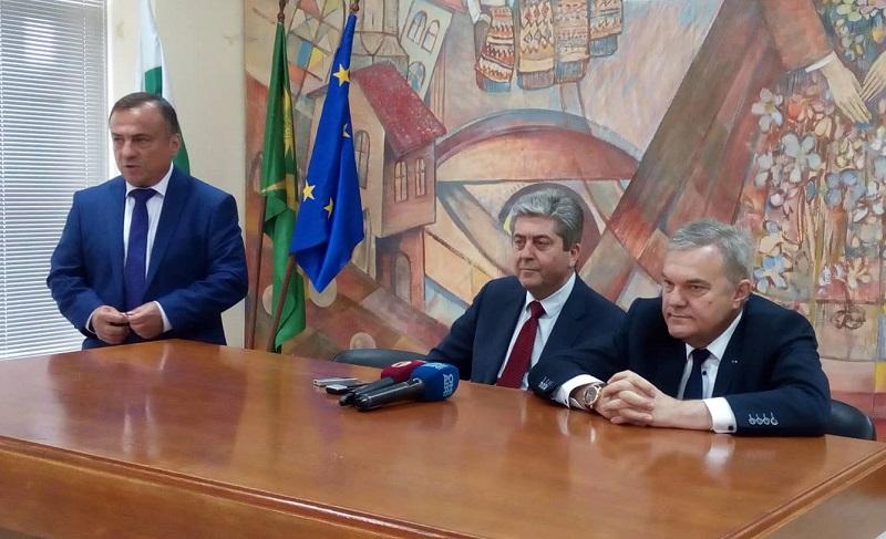 Румен Петков: Битката за съхранение на българския интерес за нас е ключова