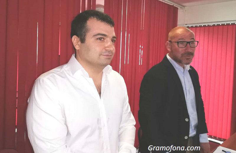 СЕК кани ярки личности в листата си за Общинския съвет, учителят Христо Симеонов е първият