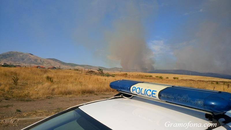 Добра новина: Няма опасност от пожари в Бургаска област