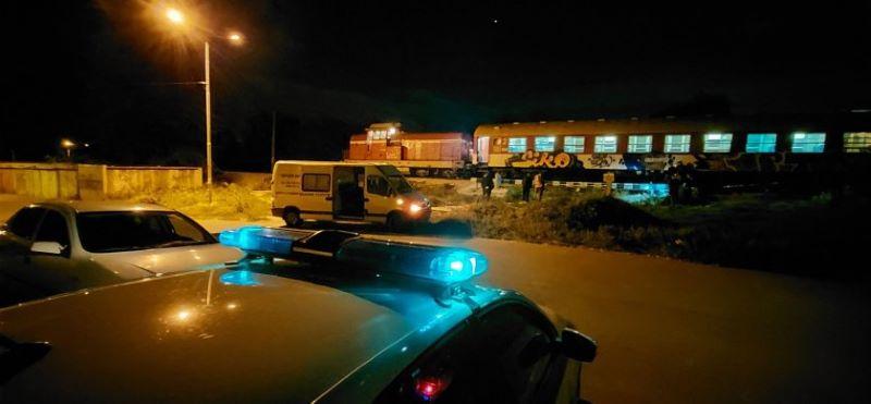 Влак прегази мъж при Товарна гара в Русе