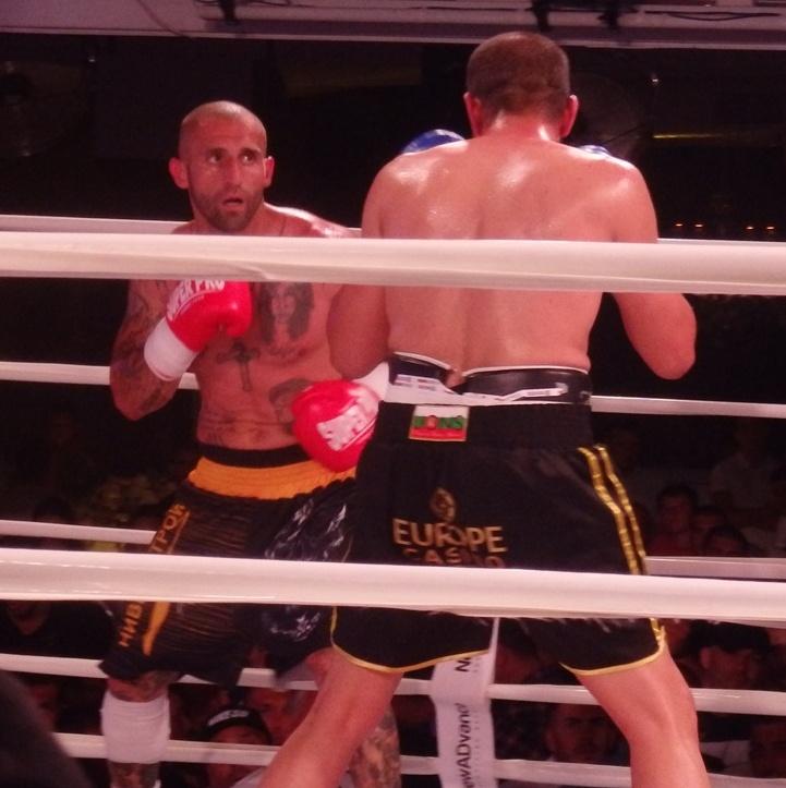 Тежки сблъсъци и технически нокаути на ринга на Max Fight 43 /СНИМКИ/