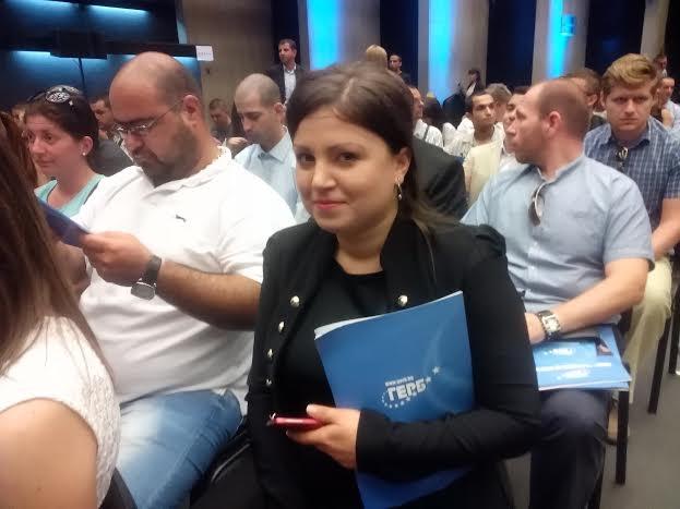 Общинският съветник Галя Василева с приемен ден