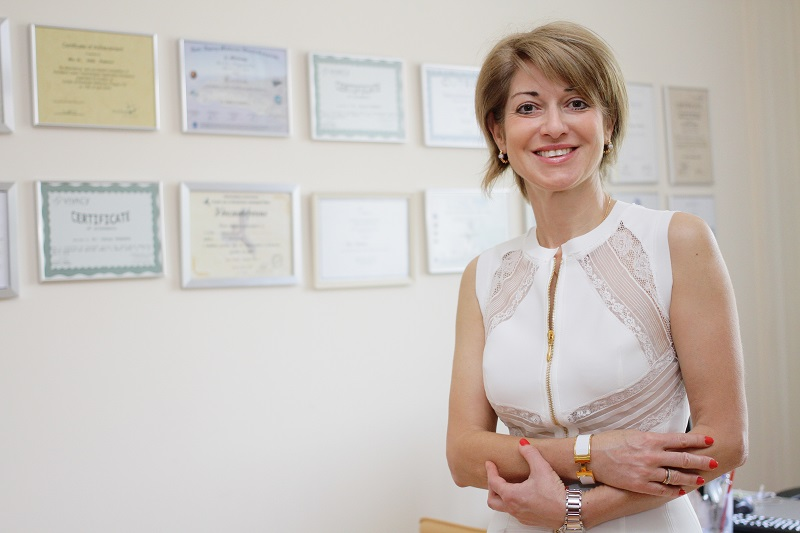 Популярният дерматолог д-р Катя Паскова с приемен ден в Бургас
