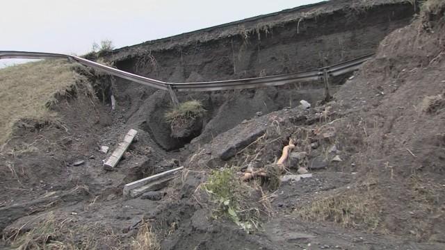 АПИ: Община Бургас трябва да ремонтира свлечения насип край Сарафово