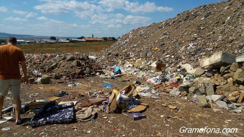 26 кмета от Бургаско с глоби от еко инспекцията заради замърсяване с отпадъци