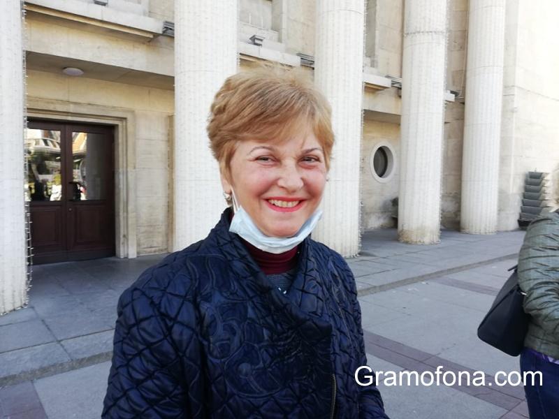 Виолета Илиева: Не съм уволнена, в отпуск съм
