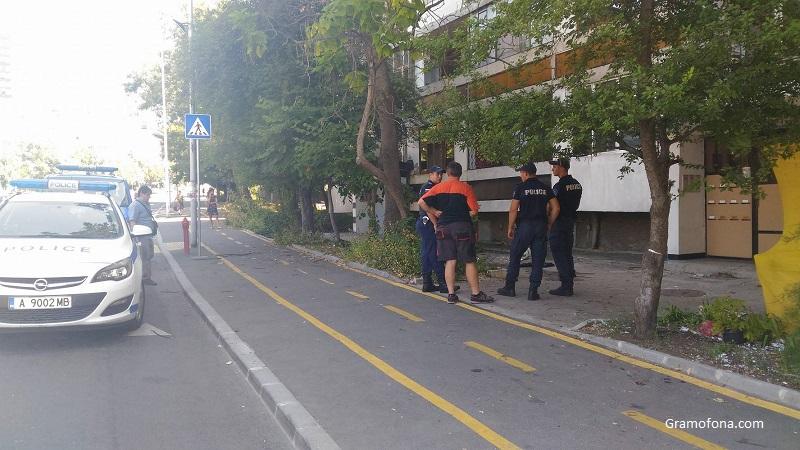Инцидент в Славейков, разследват смъртта на бургазлия