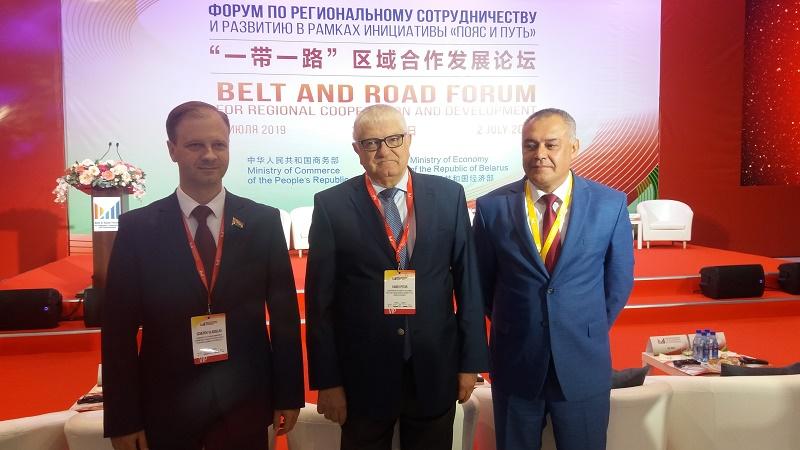 Петър Кънев бе на двудневно работно посещение в Република Беларус