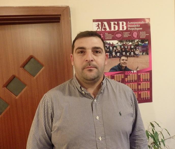 Марин Бангев е новият областен председател на бургаските младежи от АБВ