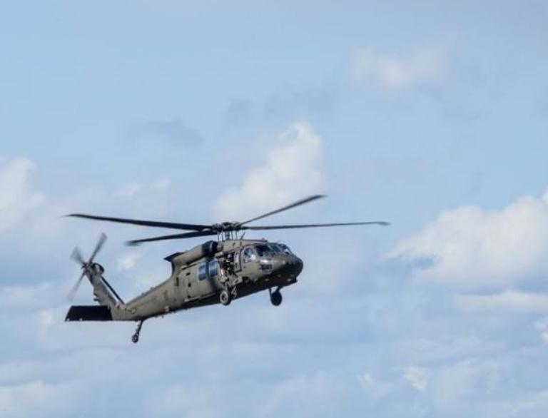 Военен хеликоптер се разби край Москва, загина целият екипаж