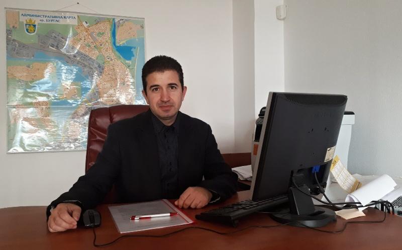Живко Господинов е преизбран за председател на Общински съвет - Бургас